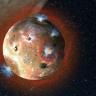 Jupiter'in Uydusu İo'nun Kabus Gibi Yüzeyinde Kıyametler Kopuyor!