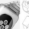 Samsung'dan Neredeyse Apple Watch'ın Birebir Aynısı Olan Patent!