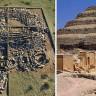 Mısır Piramitleri'nden Bile Eski: Dünyanın İlk Piramiti Kazakistan'da Bulundu!
