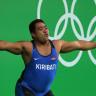 Dansı İle Olimpiyatlara ve Sosyal Medyaya Damgasını Vuran Halterci