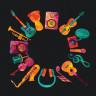 Ülkedeki Tüm Müzisyenleri Bir Araya Getirip Şarkı Yaptıran Türk Yapımı Mobil Uygulama: Mixense