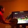 Koşu Sırasında Heyecandan Çıldıran Usain Bolt Hayranı Kadının Tuhaf Videosu!