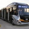 290 Yolcu Kapasiteli Türkiye'nin İlk Yerli Metrobüsü Üretildi