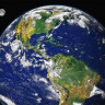 Dünya 50 Yıl Önce Bugün Aydan Böyle Fotoğraflanmıştı