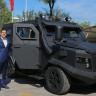 Türkiye, Terörle Mücadelede Bu Yerli Üretim Nanoteknoloji İle Donatılan Zırhlı Aracı Kullanacak!