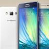 Samsung'un Yeni Dev Ekranlı Telefonu Ortaya Çıktı