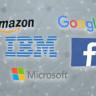 Facebook, Amazon, Alphabet, IBM ve Microsoft Yapay Zeka Geliştirmek İçin Ortaklığa Gitti!
