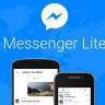 """RAM Canavarı Facebook Messenger'ın """"Lite"""" Versiyonu Çıktı"""