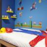 Hayranlarının Tasını Tarağını Toplayıp Bir An Önce Yerleşmek İsteyecekleri Mario Temalı Kiralık Oda