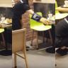 Galaxy Note 7'nin Burger King'de Cayır Cayır Yandığı An!