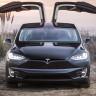 Tesla Model X'in Fütüristik Kapı Sistemi Güncellendi
