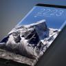 Çerçevesiz  Edge Ekranına Sahip ve Çift Kameralı Muhteşem Galaxy S8 Konsepti