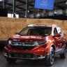 2017 Model Honda CR-V Yeni Özellikleriyle Bomba Gibi Geliyor!