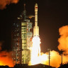 Çin'in Yeni Uzay Mekiği Shenzhou 11 Yarın Havalanıyor!