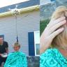 Drone Kullanarak Arkadaşına Saç Tıraşı Yapmaya Çalışan Psikopat YouTuber