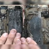 """Bu """"7""""de Bir Sıkıntı Var: iPhone 7, Tıpkı Note 7 Gibi Alev Alıp Bir Arabayı Kül Etti!"""
