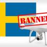 İsveç, Kameralı Droneların Kullanımını Yasaklıyor!