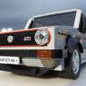 Bir Türk Tarafından 1278 Parça Legodan Hazırlanan Volkswagen Golf MK1 GTI