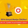 Webtekno, Sosyal Medya Ödülleri'nde Yeniden Aday Oldu!