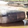Myanmar'a Tanımlanamayan Bir Cisim Düştü!