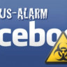 Facebook'ta Yeni Virüs