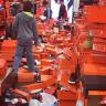 Black Friday Çılgınlığında Adeta Yok Edilen Nike Mağazası