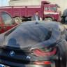 Birbirinden Lüks Otomobillerin Çürümeye Terk Edildiği Otopark