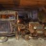 Hitler'den Saklanan 2.Dünya Savaşı'ndan Kalma Otomobiller