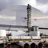 Çernobil'deki Felaket Saçan Reaktörü Kaplayan Dev Kalkan!