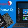 Snapdragon Çipsetli Telefon ve Tabletler Windows 10'u Masaüstü Sürümüyle Kullanabilecek!
