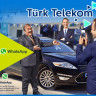 Türk Telekom'dan 1 Yıl Boyunca Ücretsiz WhatsApp Kampanyası!
