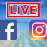 Facebook ve Instagram'dan İki Dev Canlı Yayın Atağı!