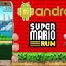 Super Mario Run Android'e Gelecek mi?