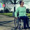 Google Haritalar Artık Tekerlekli Sandalye Desteği Sunuyor!