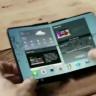 Samsung da Katlanabilir Ekrana Geçiyor