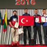Karabük Üniversitesi, Uluslararası Robot Sumo Yarışmasında Hem Dünya 1.si Hem Dünya 2.si Oldu!