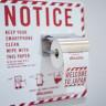 Japonlardan Teknoloji Dostu Tuvalet Kağıdı