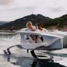 Suyun Üstünde Giden Geleceğin Elektrikli Aracı Önümüzdeki Yıl Satışa Çıkıyor