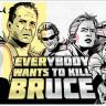 Tüm Kötülerin Bruce Willis'i Öldürmeye Çalıştığı Muhteşem Video!