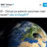 BBC Türkçe Twitter Paylaşımlarına Yapılan Eğlenceli Yorumlar