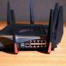 Tasarımıyla Örümceği Andıran, Asus'un 8 Antenli Oyun Router'ı: ROG Rapture