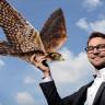 1 cm Yakından Bile Baksanız 'Kuş İşte' Diyeceğiniz Drone!