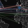 Kim Kimi Hackliyor? İşte Anlık Dünya Hack Haritası