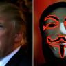 Anonymous İsimli Hacker Grubundan, Donald Trump'a Tehdit!