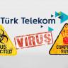 Son Dönemde Artış Gösteren Sahte ve Virüslü Türk Telekom Fatura E-Postalarına Dikkat Edin!