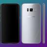 Samsung Galaxy S8'in Şimdi de Basın Görselleri Sızdırıldı!