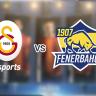 Galatasaray ve Fenerbahçe Derbisi Tarihte İlk Kez E-Spor Arenasına Taşındı