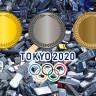2020 Tokyo Olimpiyatları'nın Madalyaları Telefonlardan Üretilecek!