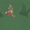 Korku Filminden Fırlamış Gibi Duran Yarasa Robot