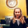 Birleşmiş Milletler Genel Merkezi'nde Konuşma Yapan 11 Yaşındaki Türk: Talya Özdemir
